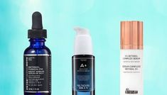 If you've tried retinol creams but want to upgrade, these are the best retinol serums to get perfect skin without acne, wrinkles, or pigmentation. Best Anti Aging Serum, Best Serum, Anti Aging Skin Care, Best Retinol Cream, Serum For Dry Skin, Congested Skin, Uneven Skin Tone, Glycolic Acid