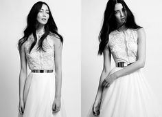 Kaviar Gauche Hochzeitskollektion 2014 | Friedatheres