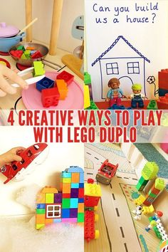 4 Fun and Fresh Ideas for Playing with DUPLO