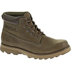 CAT Founder Boot - Muddy