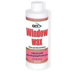 Amazon.com: Window Wax: Health & Personal Care - for the home windows, etc
