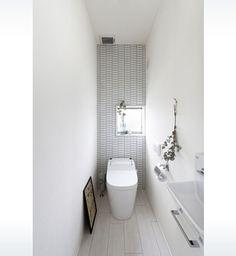 空に開かれた2階バルコニーやスキップフロアで開放的に暮らす家 | ヘーベルハウス | ハウスメーカー・住宅メーカー・注文住宅 Toilet Sink, Ideal Home, Building A House, Bathroom, Design, Decor, Houses, Ideal House, Washroom