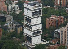 Medellin - El Poblado - Energy Living Building