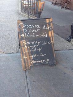 Funny Restaurant Signs