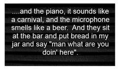 Billy Joel - Piano Man - song lyrics, song quotes, songs, music lyrics, music quotes