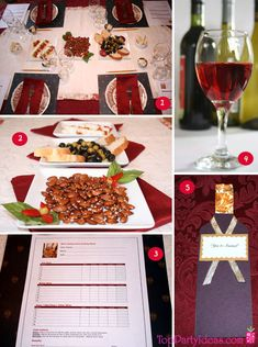 Host a Wine Tasting party!