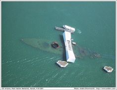 Pearl Harbor USS Arizona Have been here several times. Going with someone who experienced December 7th first hand was incredible.