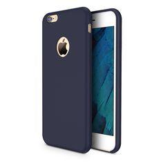 iPhone 6s plus Case, TORRAS [Love Series] Liquid Silicone Rubber iPhone 6 Plus/  #TORRAS
