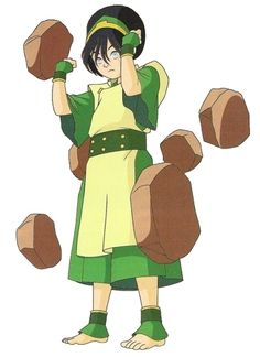 'Minimalist Toph from Avatar the Last Airbender' Art Print by Himehimine Avatar Ang, Team Avatar, Toph Cosplay, Cosplay Costumes, Avatar Costumes, Top Halloween Costumes, Blind Girl, Avatar Picture, Fire Nation