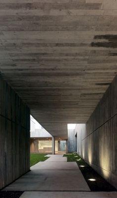 Centro de Saúde / abalo alonso arquitectos | ArchDaily Brasil