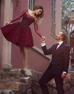 Burgundy Homecoming Dress,Short Homecoming Dresses,Beading Homecoming Gowns,Cute Party Dress,Short Prom Dress