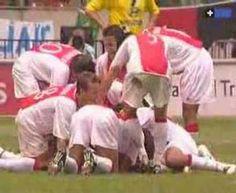 Zlatan Ibrahimovic Goal for Ajax