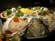 Gaku Sushi Izakaya, Honolulu, Oahu - Part 3 or 3 Best sushi in Honolulu! Oahu Hawaii, Honolulu Oahu, Food Pics, Food Pictures, Best Sushi, Oysters, Delish, Restaurants, Beef