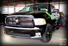 """""""Monster Truck"""" - Courtesy of Derrick Dodge Custom Trucks (DDCT)"""