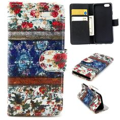 Iphone 6/6S Case, iphone 6 Case, Trees Camo Durable Premium PU Leather Flip Folio Book Style Wallet Protective Skin Pouch Phone Case  Magnetic Closure with Credit/ID Card Slot (A27) -- Details can be found by clicking on the image.