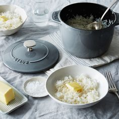 Unplug your electric rice cooker, toss the takeout rice containers!