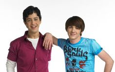 Drake and Josh ~ E! Online