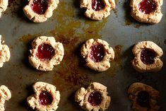 For the #GF fruitavores: PB + #fruit jelly #cookies. #glutenfree