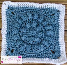 Knot Your Nana's Crochet: Granny Square Crochet Along Revisited (Week Twenty Six)