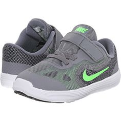 e02aed6f44fc Nike Kids Revolution 3 (Infant Toddler) at Zappos.com Toddler Shoes