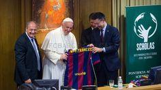 FC Barcelona at the Vatican | FC Barcelona