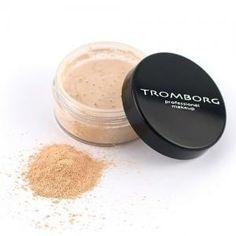 Tromborg mineral powder- Favourite http://www.tromborg.com/
