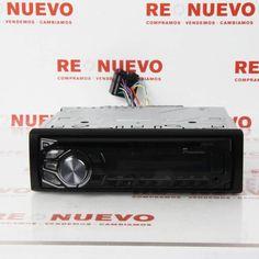 Autoradio PIONEER DEH-1600UB de segunda mano E277641   Tienda online de segunda mano en Barcelona Re-Nuevo