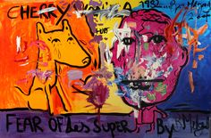 Bjarne Melgaard impresses at Saatchi gallery winter show | Wallpaper*