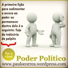 """Faça download do e-book """"Poder Político"""""""
