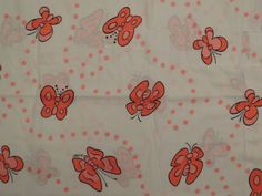 Set of 2 Minnie Mouse Butterfly short valances