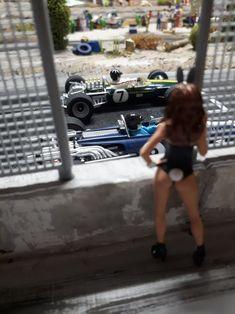 Stenden-Raceway ... Lotus 49 / Eagle