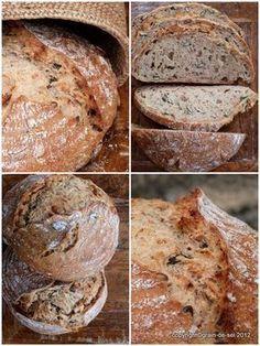 Wenn man so lange Brot bäckt wie ich, dann hat man eine Reihe von Lieblings-Rezepten gestapelt, die man immer und immer wieder bäckt...