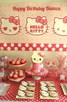Hello Kitty Birthday Party Ideas | Photo 1 of 22 | Catch My Party