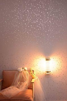 Papier peint Stars de Tapet Cafe