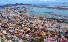 Las Palmas #Gran #Canaria. Capital City & Marina
