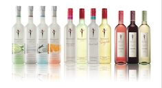 skinnygirl cocktails - can't wait to try them all!