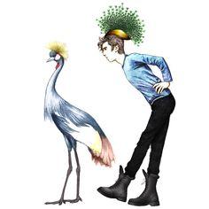 Crane & I