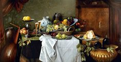 still life dutch painting - Google Search