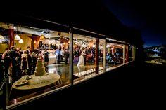 A Canal wedding reception in Seattle, WA   Jerome TSO Photography.