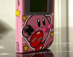Kirby Game Boy. Want.
