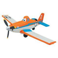 Disney IR Dusty Remote Control Plane - first thing on Jack's list