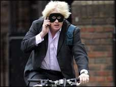 Boris Johnson to tackle crime as alter-ego 'The Blond Buffoon'