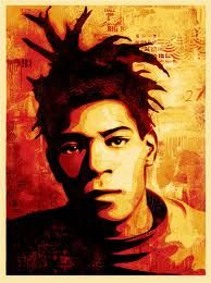 Obey 'Jean Michel Basquiat' Canvas Print - ............... Jean-Michel Basquiat (Brooklyn, NY, December 22, 1960 - New York, August 12, 1988)