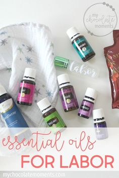 essential oils for l