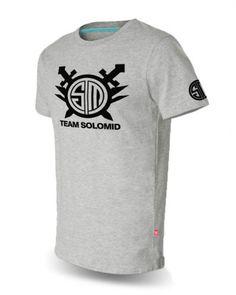 ESports team TSM tshirt League of Legends gaming tee for men-