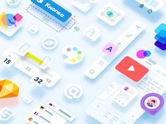 Mail.Ru Group Paradigm Design System by Evgeniy Dolgov