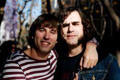 Con Mick Baro el mejor ilustrador de Rock de toda España