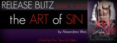 A Good Book Can Change Your View For Life: The Art of Sin By Alexandrea Weis