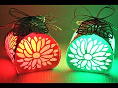 STYLISH STEMS TEA LIGHT HOLDERS BY STAMPIN' UP! - YouTube