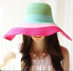 #Beach hat with tons of sun protection